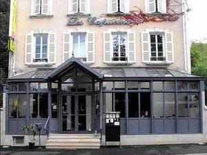 Les Capucins, Hotels  Avallon - big - 1