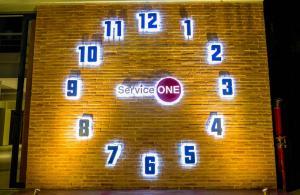 ServiceOne, Apartmány  Phnom Penh - big - 29