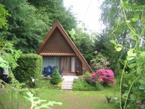 Haus Waldparadies Finnhütte - Höchst im Odenwald