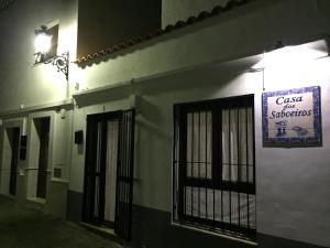 . Casa dos Saboeiros