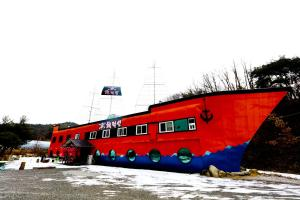 Pirate Ship Pension, Penziony  Andong - big - 72