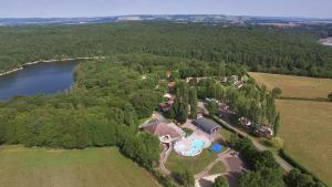 Location gîte, chambres d'hotes VVF Villages « Bourgogne » SEMUR EN AUXOIS dans le département Côte d'or 21