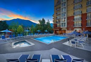 Hilton Whistler Resort&Spa - Accommodation - Whistler Blackcomb