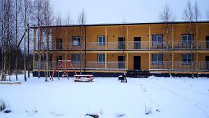 Guest house Berezki, Penzióny  Pribylovo - big - 46