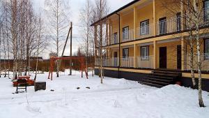 Guest house Berezki, Penzióny  Pribylovo - big - 32