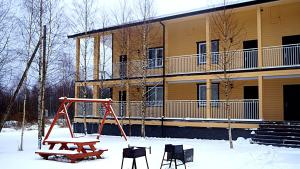Guest house Berezki, Vendégházak  Pribilovo - big - 23