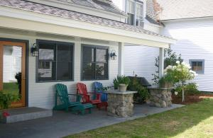 Maple Hill Farm Bed & Breakfast - Accommodation - New London