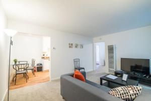 4321#2 · Clean, Luxe & Spacious 1B1B Biz/Intern Travel, Apartmány  Mountain View - big - 25