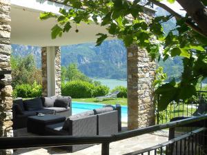 Villa Cacrusca - Verceia