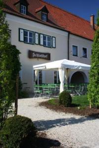 Schlosshof anno 1743 - Au in der Hallertau