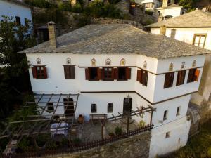 Traditional Mansion Calliopec-UVC sterilized - Hotel - Makrinítsa