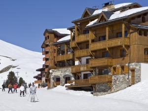 Accommodation in Belle Plagne