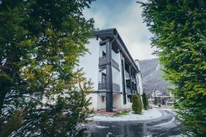 Отель Альпика