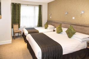 Kensington Gardens Hotel, Hotely  Londýn - big - 24