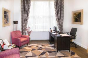 Kensington Gardens Hotel, Hotely  Londýn - big - 32