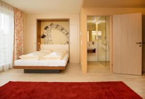 JUFA Hotel Wien, Hotely  Vídeň - big - 12