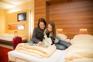 JUFA Hotel Wien, Hotely  Vídeň - big - 26