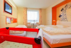 JUFA Hotel Wien, Hotely  Vídeň - big - 2