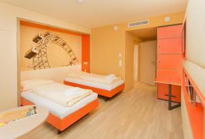 JUFA Hotel Wien, Hotely  Vídeň - big - 3