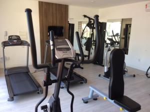 Residencial Mares do Sul, Appartamenti  Florianópolis - big - 21