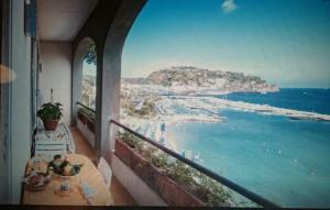 ISCHIA - PANORAMIC APARTMENT ON THE SEA - AbcAlberghi.com