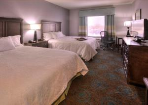 Hampton Inn & Suites Shreveport/Bossier City at Airline Drive, Отели  Bossier City - big - 1