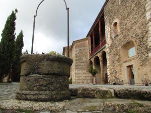 Hospedería Puente de Alconétar, Hotel  Garrovillas - big - 24
