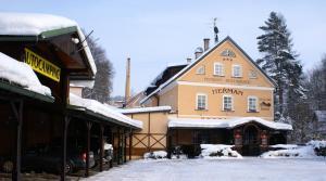 Albergues - Pension Herman