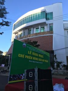 Cong Doan Gia Lai Hotel, Hotely  Pleiku - big - 22