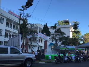 Cong Doan Gia Lai Hotel, Hotely  Pleiku - big - 24