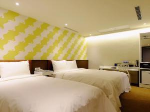 Hotel Puri Taipei Station Branch, Hotels  Taipeh - big - 27