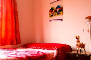 Hotel Frontera, Hotely  La Quiaca - big - 3
