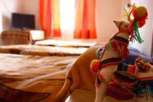 Hotel Frontera, Hotely  La Quiaca - big - 29