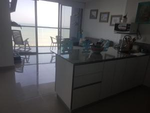 Morros City - Frente al mar, Apartmány  Cartagena - big - 33