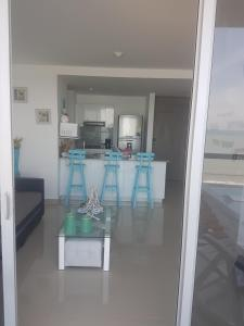 Morros City - Frente al mar, Apartmány  Cartagena - big - 35