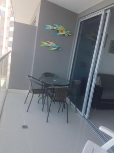 Morros City - Frente al mar, Apartmány  Cartagena - big - 36