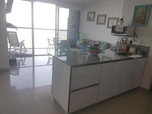 Morros City - Frente al mar, Apartmány  Cartagena - big - 38