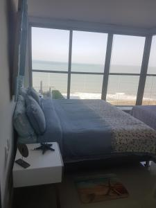 Morros City - Frente al mar, Apartmány  Cartagena - big - 45
