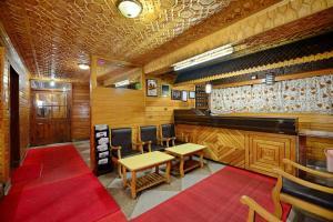 Hotel Affarwat, Hotel  Gulmarg - big - 26