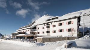 Hotel Jagdschloss Resort - Kühtai-Sellraintal
