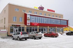 Отель Impierial, Нягань