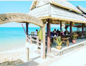 Lanta New Beach Bungalows - Ban Hin Luk Dieo (1)