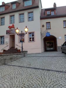 Hotel Pension Geiseltal- See Mücheln - Esperstedt