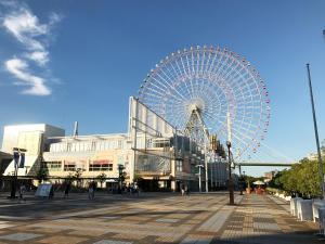 Hotel Seagull Tenpozan Osaka, Hotels  Osaka - big - 40