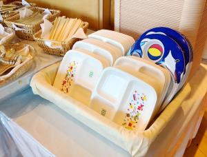 Hotel Seagull Tenpozan Osaka, Hotels  Osaka - big - 28