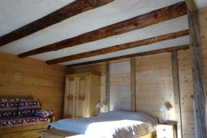 La chambre du Moulin - Accommodation - Villard-sur-Doron