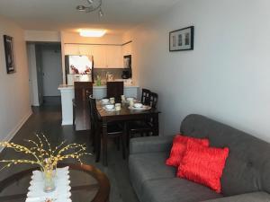 Kashaneh at Harrison Garden, Appartamenti  Toronto - big - 37