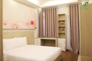 Ky Nghi Xanh- Can ho Sac Mau Colorful Apartment - دا لات