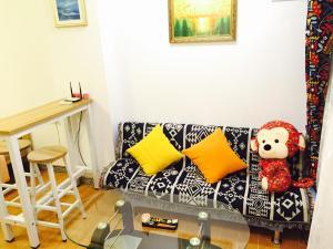 Guangzhou Riverside Apartment, Apartmány  Kanton - big - 4
