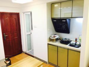Guangzhou Riverside Apartment, Apartmány  Kanton - big - 5